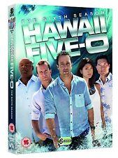 HAWAII FIVE-0 Complete Season Series 6 Boxset Five 5-O NEW DVD
