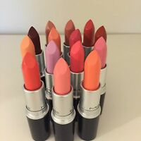 Limited Edition of MAC Lipstick 16 colors of your choice-- NIB