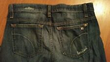 Joes Rocker Fit Jeans size 26 x 27.5 Soft Thin 100% Cotton