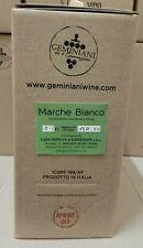 Vino Bianco Marche IGT 2019 Bag in Box 5 Litri Geminiani  - GemiBox -