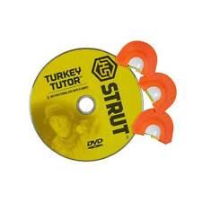 Hunters Specialties 05937 Turkey Tutor 3Pk TT Diaphragm