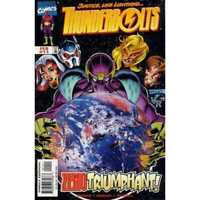 Thunderbolts (1997 series) #11 in Near Mint + condition. Marvel comics [*71]