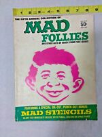 Mad Magazine Mad Follies The Fifth Annual Collection Ships FREE