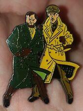 CORNER Jacobs BD Comics Blake et Mortimer  Argent//Silver Pin/'s Folies