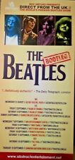 BOOTLEG BEATLES FLYER AUSTRALIAN TOUR RARE FREE POST AUSTRALIA