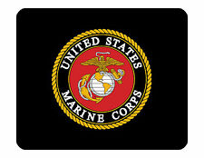 "9""x7"" MOUSE PAD - Marines 2 USA Military Soldier Computer Mousepad Office"