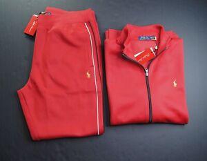 POLO RALPH LAUREN Men's Lunar New Year Edition Double Knit Track Jacket & Pants