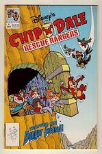 Chip 'n' Dale Rescue Rangers #5 - Oct. 1990 Disney - TV show - VFn/NM (9.0)