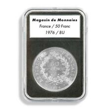 Leuchtturm (342046) capsules EVERSLAB pour piècesde monnaie de diamètre intérieu