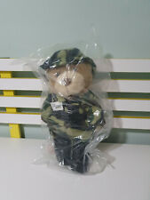 Careflight Bear RACQ CAMOUFLAGE ARMY GREEN IN PACKET!