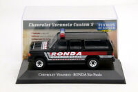 IXO 1:43 Scale Chevrolet Veraneio-Ronda Sao Paulo Car Toys Diecast Models Gift