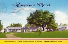 1959 GAVIGAN'S MOTEL U.S. Route 9 COHOES, N.Y.