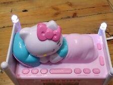Hello Kitty /Alarm Clock & Radio with Night Light