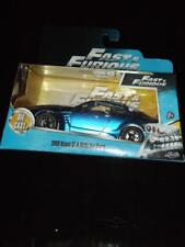 FAST AND FURIOUS METAL DIE CAST 1:32 SCALE 2009 NISSAN GT-R (R35). AWESOME!