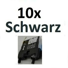 10 Schwarze Druckerpatronen für MFC-J6710DW ersetzt Brother LC1240 LC1220 LC1280