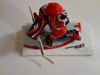 McFarlane NHL Hockey Cristobal Huet Canadiens Jersey Loose Goalie Figure MINT