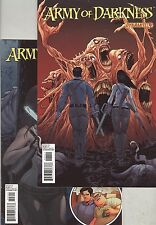 Army of Darkness #3, #4, #5 and #6