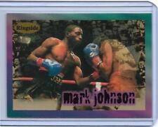 Glen Johnson 2011 Ringside Boxing 2 Autograph Auto Card #A-GJ1 *AA134