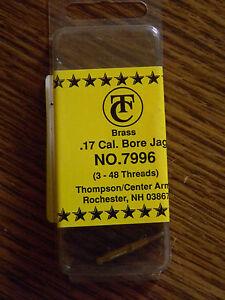 Thompson Center 17Caliber Bore Jag # 7996