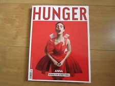 Hunger Magazine Issue 12 Anna New.