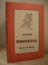 THE DRISKILL HOTEL Frantz Early Austin Texas History Lodging