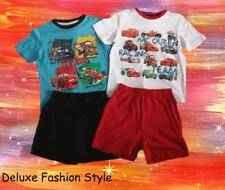 Cars T-Shirt Shirt Shorty Pyjama Sommerset Strumpfhose