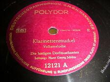 8/3R Die lustigen Dorfmusikanten - Klarinettenmuckel - Tiroler Holzhacker Buab'n