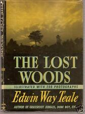 The Lost Woods by Edwin Way Peale (1946 - Illustrated)