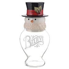 Grasslands Road - Christmas - Snowman Cookie Jar - 463603
