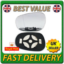 Left Passenger Side Heated Wing Mirror Glass for BMW 3 Series E90 E91 FL 2008 on
