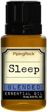 Piping Rock Sleep Essential Oil Blend, 1/2 fl oz (15 mL) Dropper Bottle