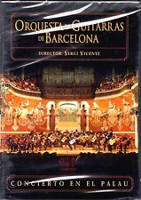 ORQUESTA DE GUITARRAS DE BARCELONA - CONCIERTO EN EL PALAU - DVD