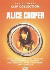 Alice Cooper The Ultimate Clip Collection Regions 2 4