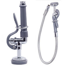 Pre-Rinse Unit Spray Valve Water Saver with 36'' Flexible Stainless Steel Hose