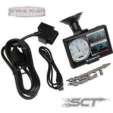SCT LIVEWIRE TS PERFORMANCE TUNER/MONITOR FLASH PROGRAMMER FORD GAS DIESEL 5015P