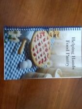 Helping Hands Food Pantry Cookbooks