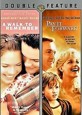 NEW DOUBLE FEAT --A Walk to Remember + Pay It Forward Kevin Spacey, Helen Hunt,