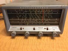 Hallicrafters S-38E Communications Receiver