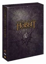 The Hobbit Battle of Five Armies Extended Edition DVD 2014 Gift