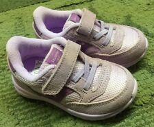 Saucony Jazz Lite Toddler Girl's Shoes Sneaker Purple Size 6 New W/O Box