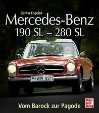 Mercedes-Benz 190SL & Pagode (W 121 & 113 - 230 250 280 SL) Buch book W121 W113