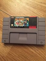 Super Mario All-Stars Super Nintendo Snes Cart Only Mario 1 2 3 Lost Levels BB1