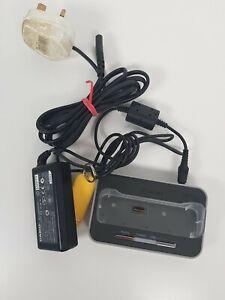 Casio Exilim USB Cradle CA-26 With Casio AD-C51G AC Adaptor - Good Condition