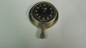 WETCLOX FORD CHEY DODGE WIND UP DASH CLOCK RAT ROT ROD FOR REPAIR