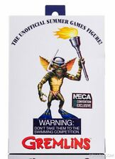 GREMLINS 7? ACTION FIGURE SUMMER GAMES ULTIMATE OLYMPIC SDCC NECA 2020 Exclusive