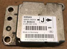 Calculateur air bag Nissan Almera 0285001319 988205M304