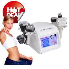 8in1 40KHzCavitation Vacuum Tripolar RF Anti-aging Body Reshape  Beauty Machine