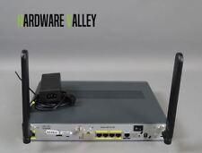 CISCO C881G-4G-GA-K9 Secure FE Router (non-US) 4G LTE / HSPA+ w/ SMS/GPS