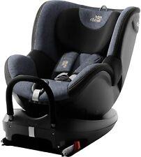 Britax Romer Dualfix I Dual Fix 1 Kids Childs Car Seat Marble Blue Isofix Baby