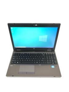 """HP ProBook 6570b 15.6"""" Core i5 3320M 2.6GHz 8GB RAM 256GB SSD Win 10 Pro"""